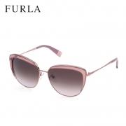 FURLA 芙拉 SFU142 女士猫眼墨镜 250元包邮(需用券)