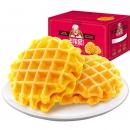 回头客旗舰店-经典华夫饼1KG礼盒 *2件 24.8元(需用券)¥25
