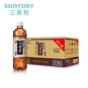 无糖、0脂、含茶多酚:500mlx18瓶  三得利 无糖乌龙茶54元包邮