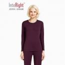 InteRight 7432626 女士全棉保暖内衣套装低至14.7元/件
