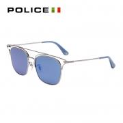 POLICE SPL575M Clubmaster 男士金属镂空墨镜 296元包邮(需用券)