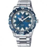 历史低价: SEIKO 精工 5号系列 SRPA09J1 男士机械腕表