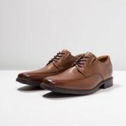 Clarks 其乐 Tilden Walk 男士舒适真皮牛津鞋