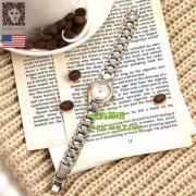 Anne Klein 安妮·克莱因 10/6777SVTT 女士双色手链腕表