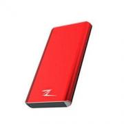 Netac 朗科 中国红Z8 Type-C USB3.1移动固态硬盘 512GB369元