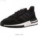 adidas阿迪达斯 Originals  三叶草 ZX500 RM Boost 黑武士运动鞋prime到手约372.8元