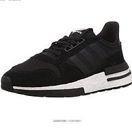 adidas阿迪达斯 Originals  三叶草 ZX500 RM Boost 黑武士运动鞋
