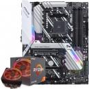 ASUS 华硕 PRIME X470-PRO 主板+AMD 锐龙 Ryzen 7 2700X CPU处理器 板U套装2499元包邮