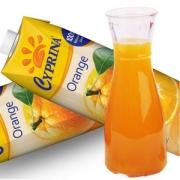 Cyprina 塞浦丽娜 100%纯葡萄柚果汁 1L*4瓶 *2件39.9元