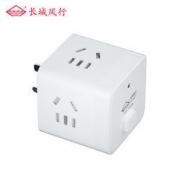ccfx 长城风行 CF-K817 魔方插座 (白色)