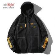 INTERIGHT WSL-560-1 男士连帽夹克外套 *3件356.4元包邮(合118.8元/件)