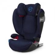cybex Solution S-Fix 汽车座椅,Group 2/3, 靛蓝色