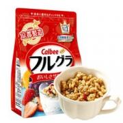 Calbee 卡乐比 北海道产富果乐水果麦片 700g*4件153.6元含邮包税(合38.4元/件)