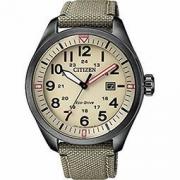 再降价、中亚Prime会员:CITIZEN 西铁城 AW5005-12X 光动能男士腕表