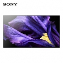 索尼 KD-55A9F 55英寸 4K超高清 智能全面屏 OLED电视10999元