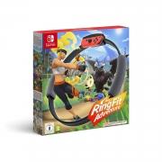Nintendo 任天堂 Ring Fit Adventure 健身环大冒险 健身游戏(用于Nintendo Switch)