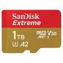 SanDisk 闪迪 Extreme UHS-I microSDXC 储存卡 带适配器 1TB2328.23元包邮