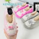 kenroll 科柔 儿童防滑棉拖鞋 加厚包跟49元暖心价正价168元