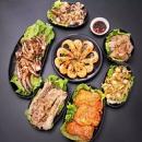 7样食材!小米有品 优烤 海鲜肉类烧烤套餐 3-4人份219元