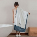 AOKEE A类刺绣吸水日系大浴巾 13.9元包邮¥14