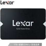 Lexar 雷克沙 NS100系列 SATA3 固态硬盘 1TB599元包邮