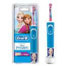 远离龋齿、虫牙:Oral-B 冰雪奇缘 儿童电动牙刷prime会员凑单130元包税(天猫309元)