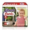 Libero 丽贝乐 婴儿拉拉裤 XL码40片39元包邮(需用券)