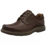 限40码,Clarks 其乐 高端UN系列 Ramble 男士休闲鞋476.13元、