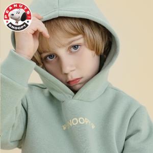 补券,Peanuts 史努比 19年秋季新款 儿童秋衣卫衣外套
