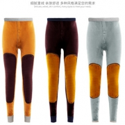 北极绒 男士 加绒保暖裤 14.9元包邮¥15