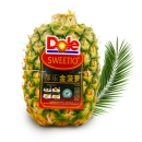 Dole 都乐 无冠金菠萝 1.5kg *7件 136.97元包邮(双重优惠)¥137