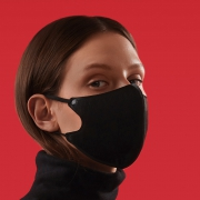 BANANAUNDER 蕉下 防晒防脱妆口罩10只 24元包邮(需用券)¥24