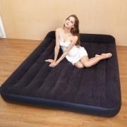 INTEX66768双人充气床垫137*191*23cm*2件