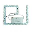 Dmail 德迈 LED改造灯板 吸顶灯灯管 24w 白 2.9元包邮(需用券)¥3
