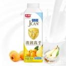 限华北,光明 JCAN 梨-枇杷风味 450g*16件83.09元(5.19元/瓶)
