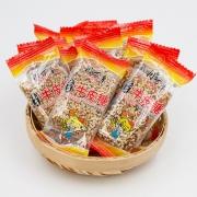 周万章 花生牛皮糖 1斤 6.9元包邮(双重优惠)¥9