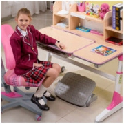 easy life 生活诚品 MY8808+ZY3301 儿童学习桌椅套装