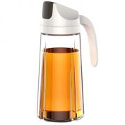 ROBOROBO 乐博乐博 自动开合玻璃油壶 630ml 9.9元包邮(需用券)