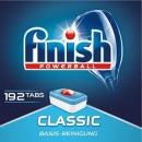 中亚Prime会员: Finish 亮碟 classic 经典款 洗碗块 192块 *2件295.22元含税包邮(合147.61元/件)