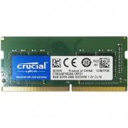 crucial 英睿达 8GB DDR4 2666 笔记本内存条 199元包邮