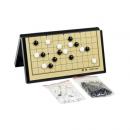 Mr.songsong 磁性围棋 象棋套装 22*23cm 可折叠 5.1元包邮(需用券)¥5