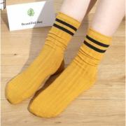 N9901 女士堆堆袜 3双装 16.9元包邮(需用券)¥17