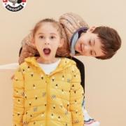 ¥89 PEANUTS 轻薄款儿童羽绒服印花外套¥89