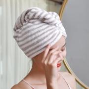 2条装!干发帽女吸水速干擦头毛巾