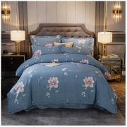 Xanlenss 轩蓝仕 纯棉保暖磨毛四件套 床笠款 1.8米床145元包邮(需用券)
