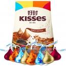 HERSHEY'S 好时 Kisses 炫彩巧克力 多口味可选 500g 35.9元包邮(需用券)¥36