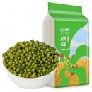 盖亚农场 有机绿豆 1.25kg *5件 47.6元(双重优惠)¥48
