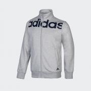 12日0点、双12预告:adidas 阿迪达斯 S21275 男士立领夹克 151元(需用券,前2000件)¥151