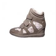 SKECHERS斯凯奇 PL3系列内增高时尚 休闲靴