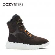 双12预告:COZY STEPS 女羊皮毛一体雪地靴 549元包邮¥549